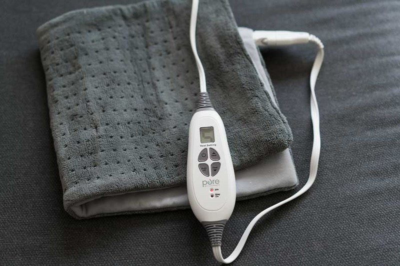 καθαρισμός ηλεκτρικής κουβέρτας
